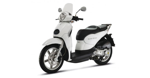 Scooter C 125 - 200cc | Aprilia Scarabeo - Kymco Aguility