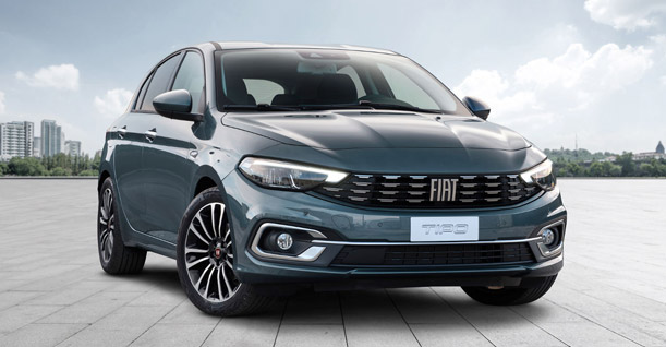 Group | Fiat Tipo or similar