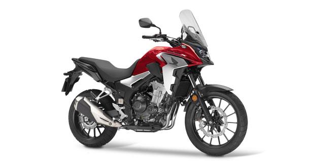 Street Bike E 500cc | Honda CB-X