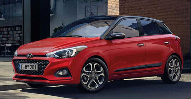 Group C1 | Hyundai i20 - Ford Fiesta