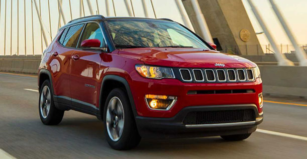 Group G4 Crossover Luxury Jeep | Jeep Compass Automatic Diesel