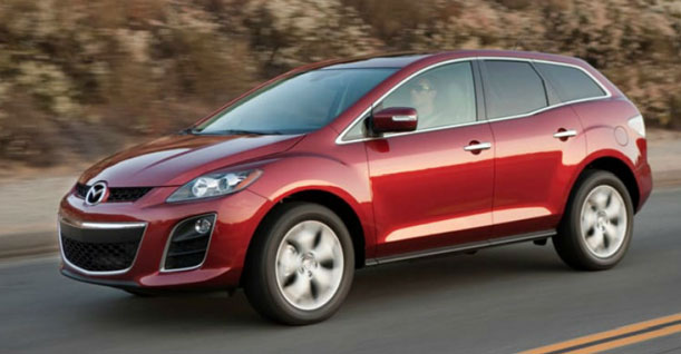 Group G2 Large Crossover SUV | Mazda CX7 or similar