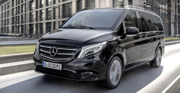 Group I1 Mini Bus 9 Seater Luxury Diesel | Mercedes Vito or similar