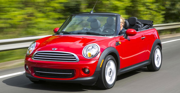 Group L2 Convertible Automatic | Mini Cooper New