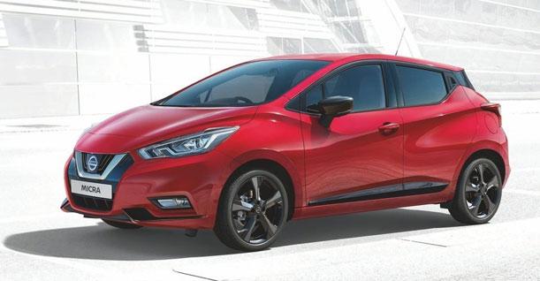 Κατηγορία C Οικονομικά | Nissan Micra ή παρόμοιο