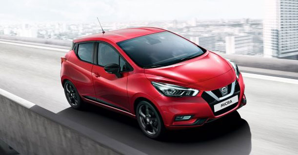 Group E Automatic Economy | Nissan Micra or similar