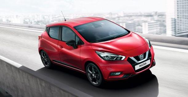 Groep E Automatische Economie | Nissan Micra of soortgelijke