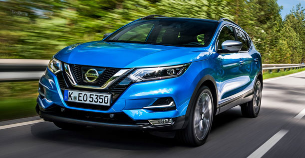 Group G1Α Crossover SUV Automatic | Nissan Qashqai or similar