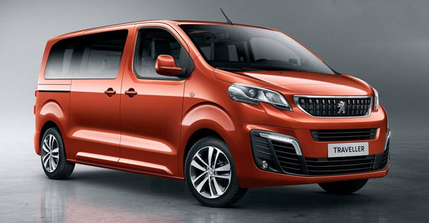 Group I2 Mini Bus 9 Seater Automatic | Peugeot Traveller or similar