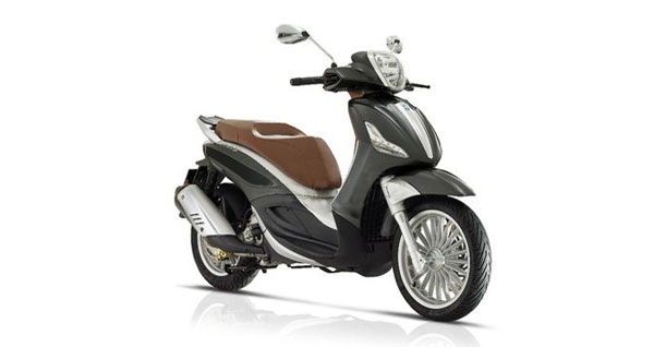 Grand Scooter D 300cc | Piaggio Beverly