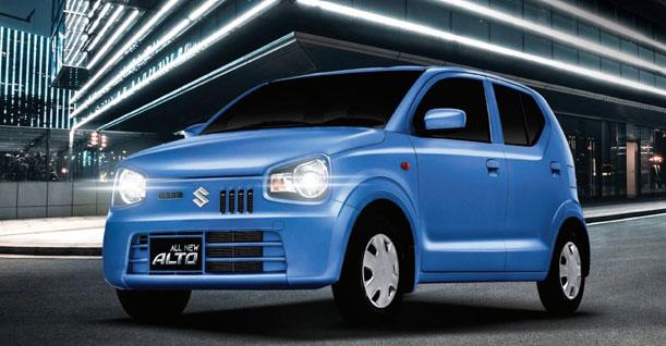 Groep A Mini | Suzuki Alto of soortgelijke