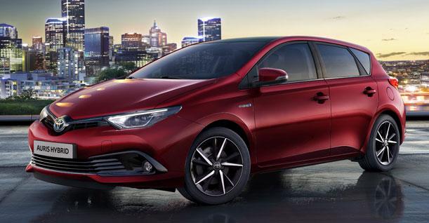 Groep D Compact | Toyota Auris of soortgelijke