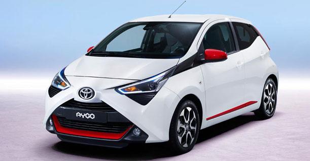 Κατηγορία B Μίνι | Toyota Aygo ή παρόμοιο