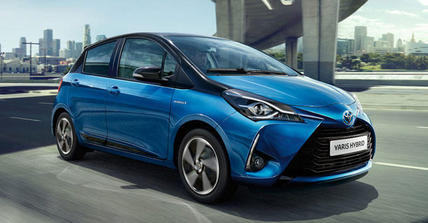 Group D1 Family Diesel | Toyota Yaris or similar