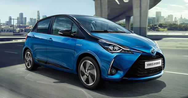 Groep D1 Familie Diesel | Toyota Yaris of soortgelijke