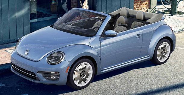 Κατηγορία K2 Οικογενειακό Κάμπριο | Νέο VW Beetle