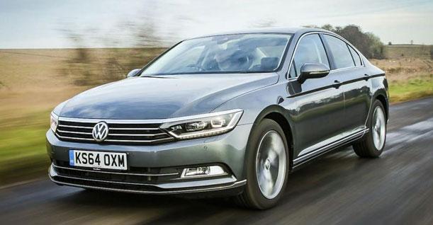 Groep F1 Sedan Automatische Diesel | VW Passat of soortgelijke